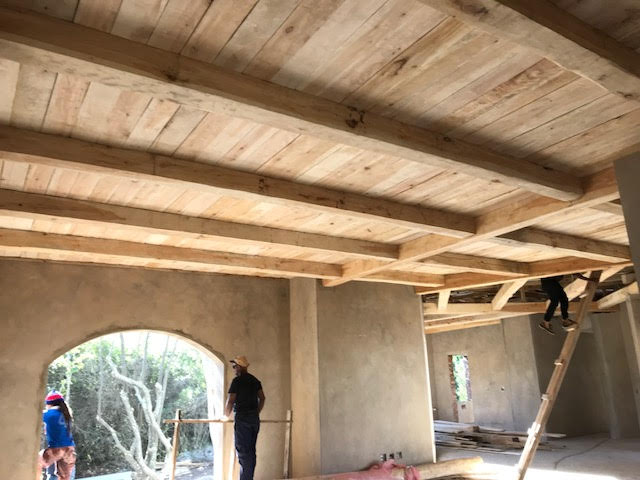 Beams and Ceilings